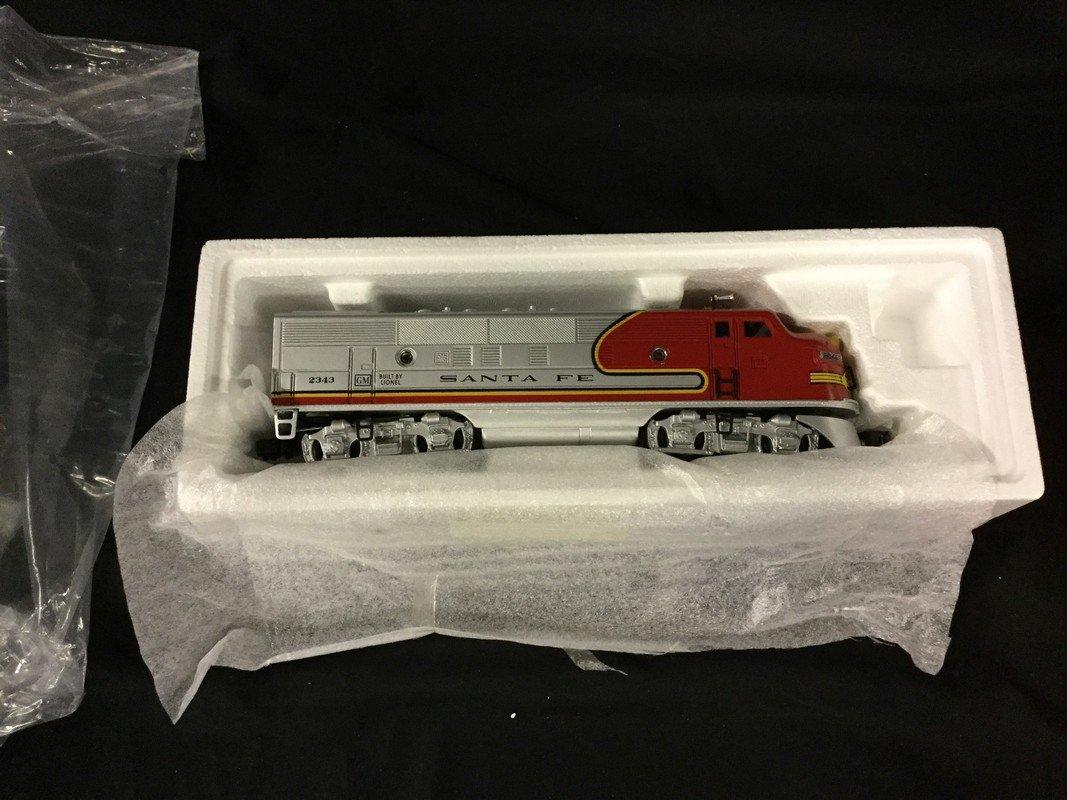 Lionel locomotive