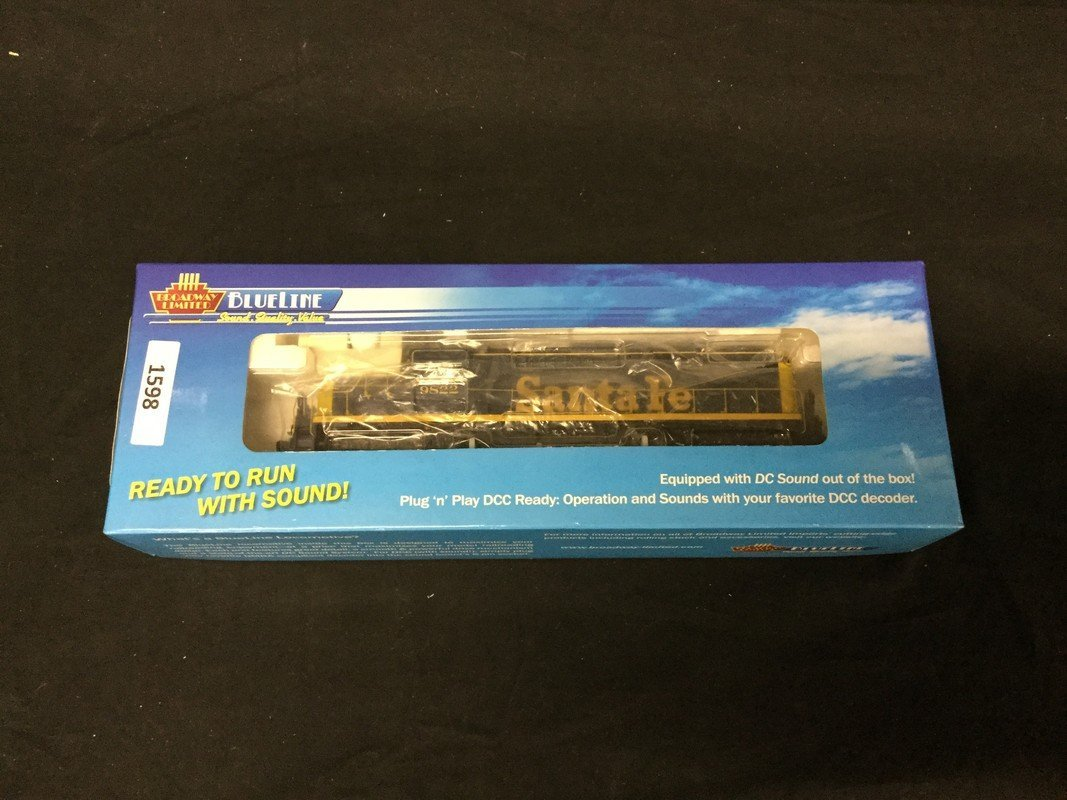 Broadway Limited Blueline Alco RSD-15 #9822 Locomotive