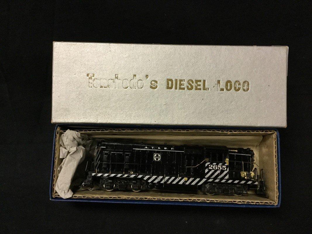 Tenshodo diesel switcher ready to run