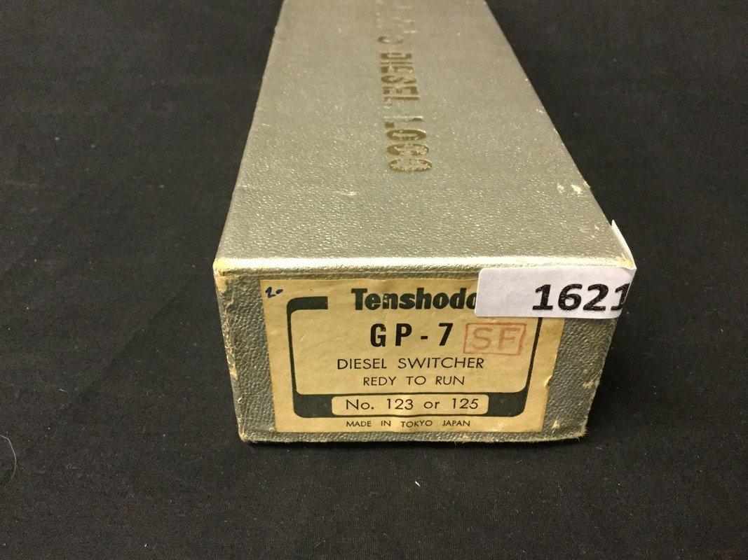 Tenshodo diesel switcher ready to run - 2