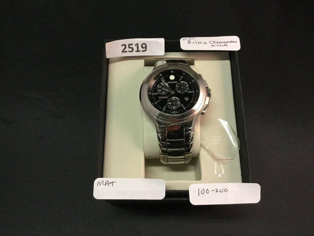 Bulova Chrometer mans watch