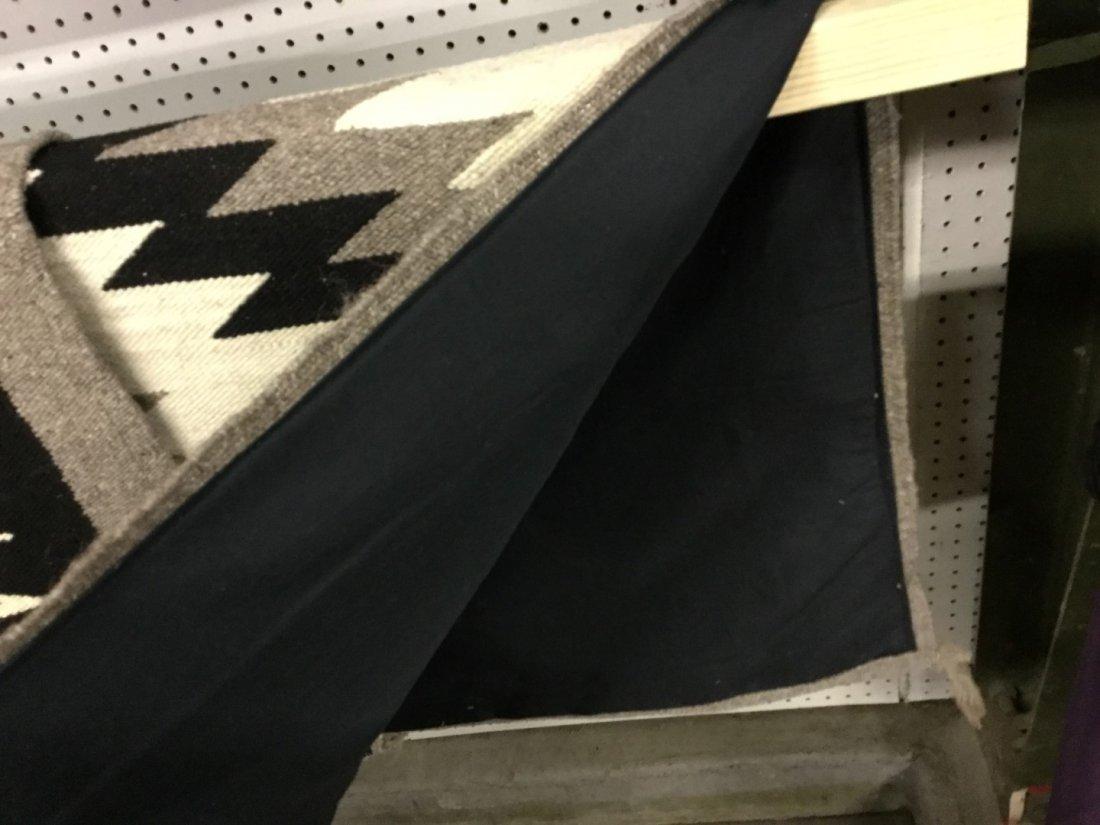 Decorative rugs in the Ganado/ Navaho style - 2