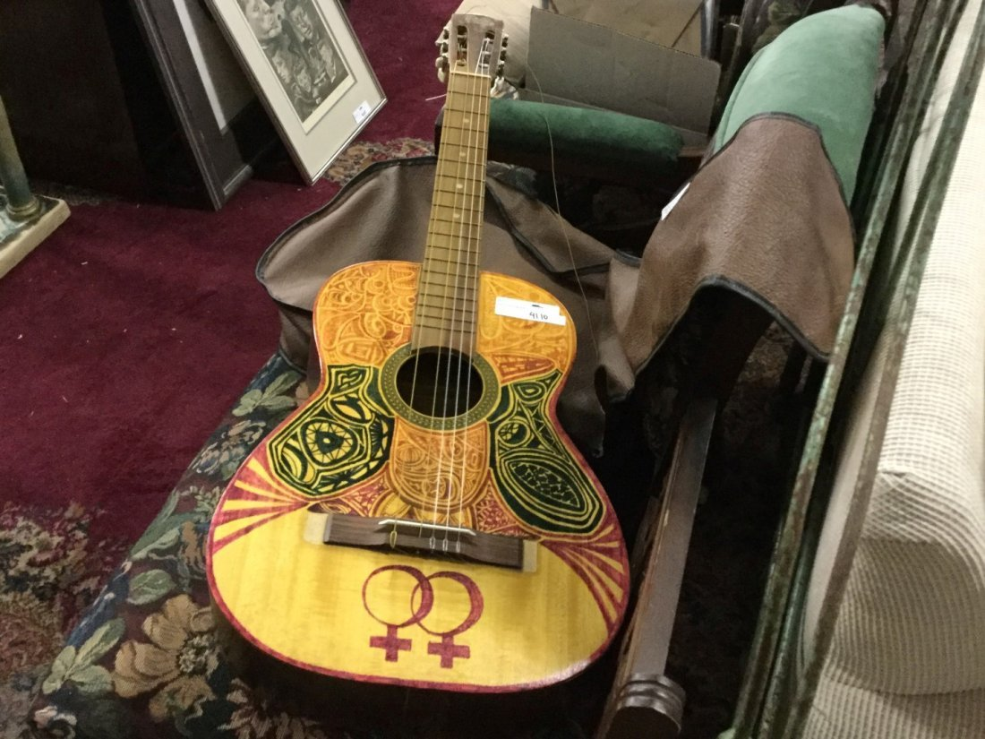 Zara vasco guitar