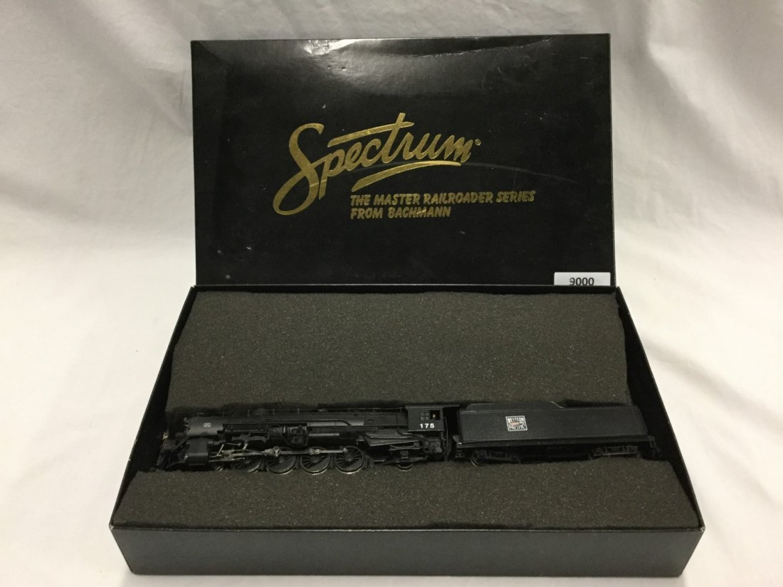 Spectrum The master railroaders series from Bachman.