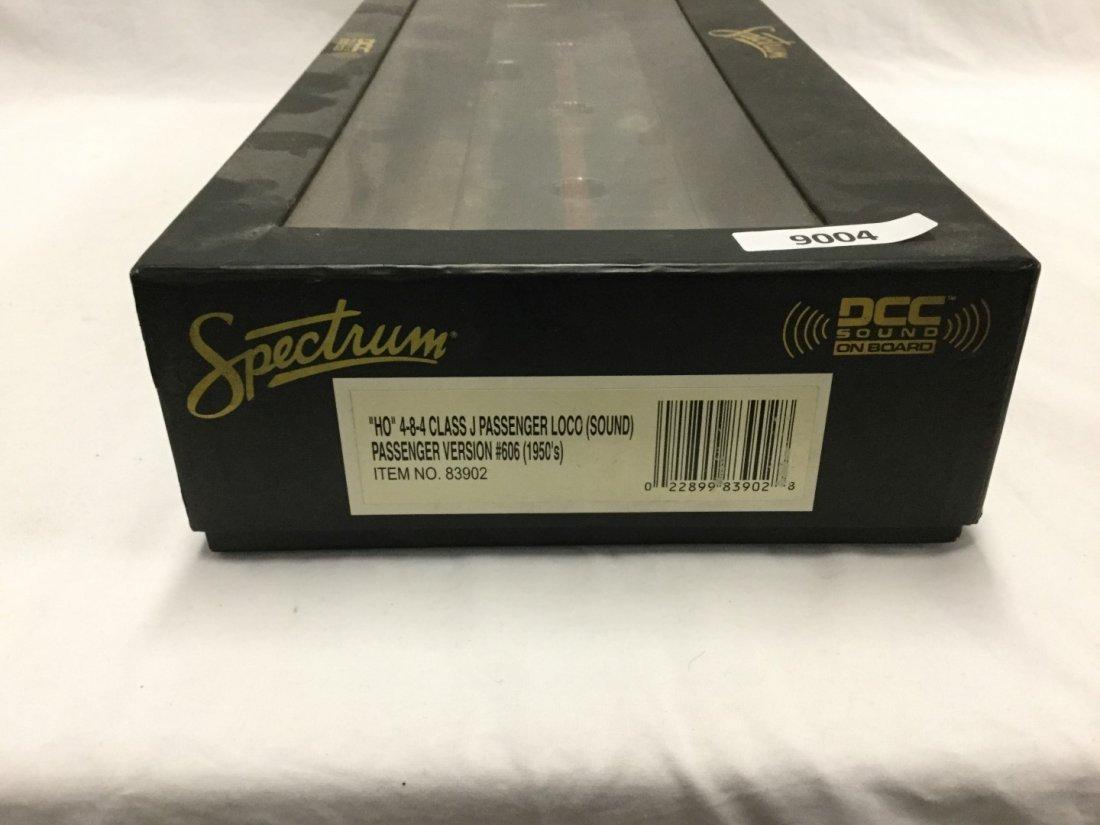"""""""Ho"""" Spectrum 4-8-4 class J passenger - 2"""