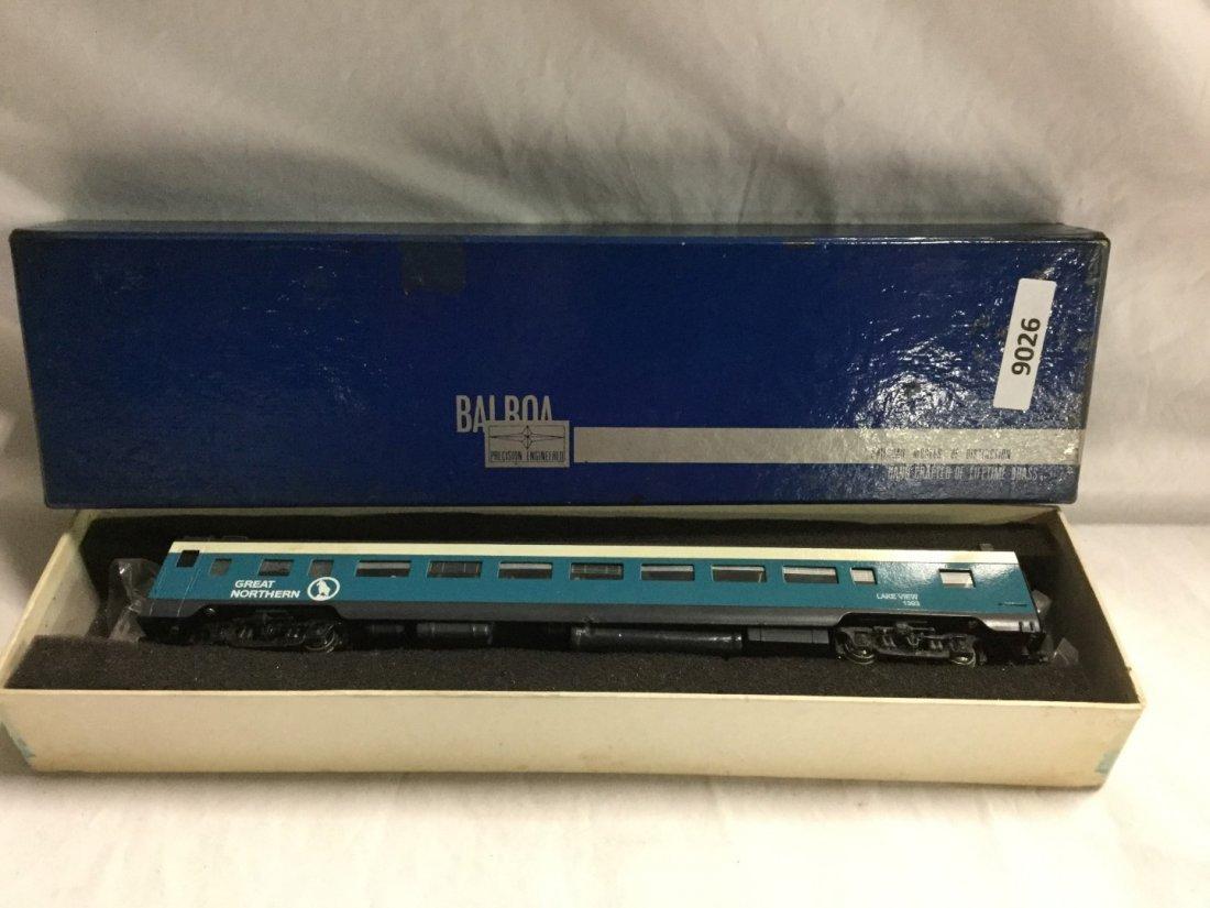 Balboa coach Model train