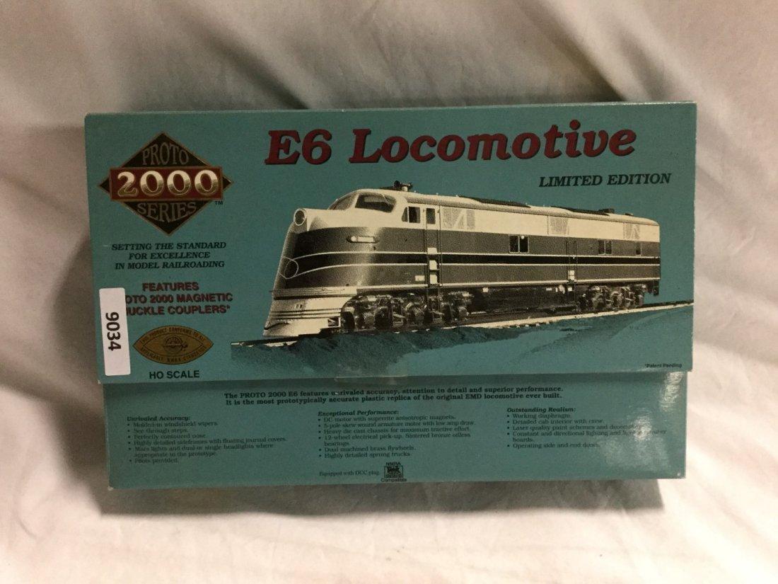 HO Proto 2000 series E6 Limited edition Locomotive