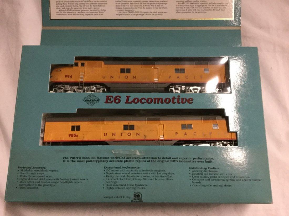 HO Proto 2000 series E6 Limited edition Locomotive - 2
