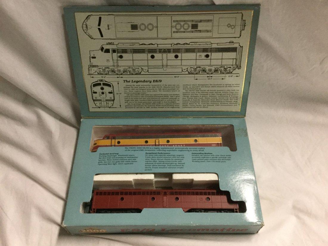 HO Proto 2000 series E8/9 Locomotive