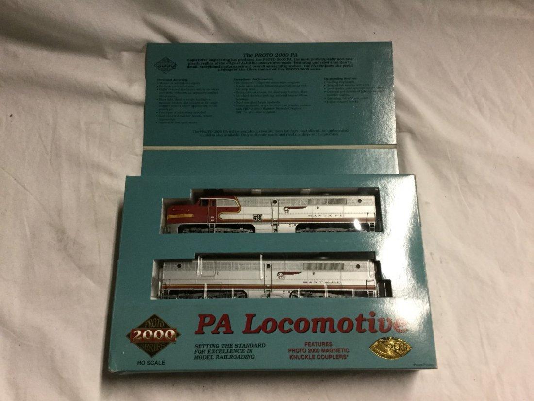 HO Proto 2000 series PA Limited edition