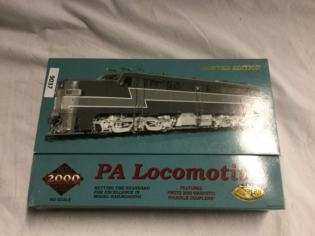 HO Proto 2000 series PA Limited edition - 2