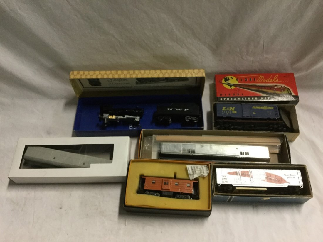 Miscellaneous Model trains