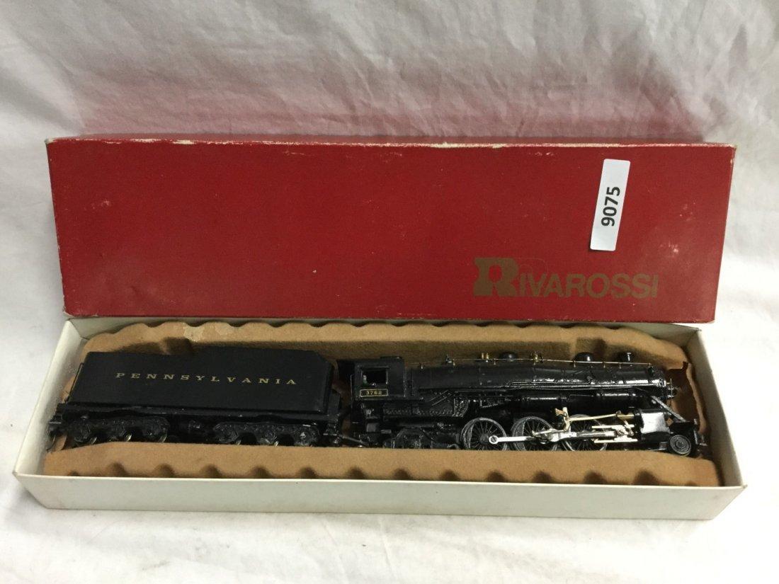 Rivarrossi Model train
