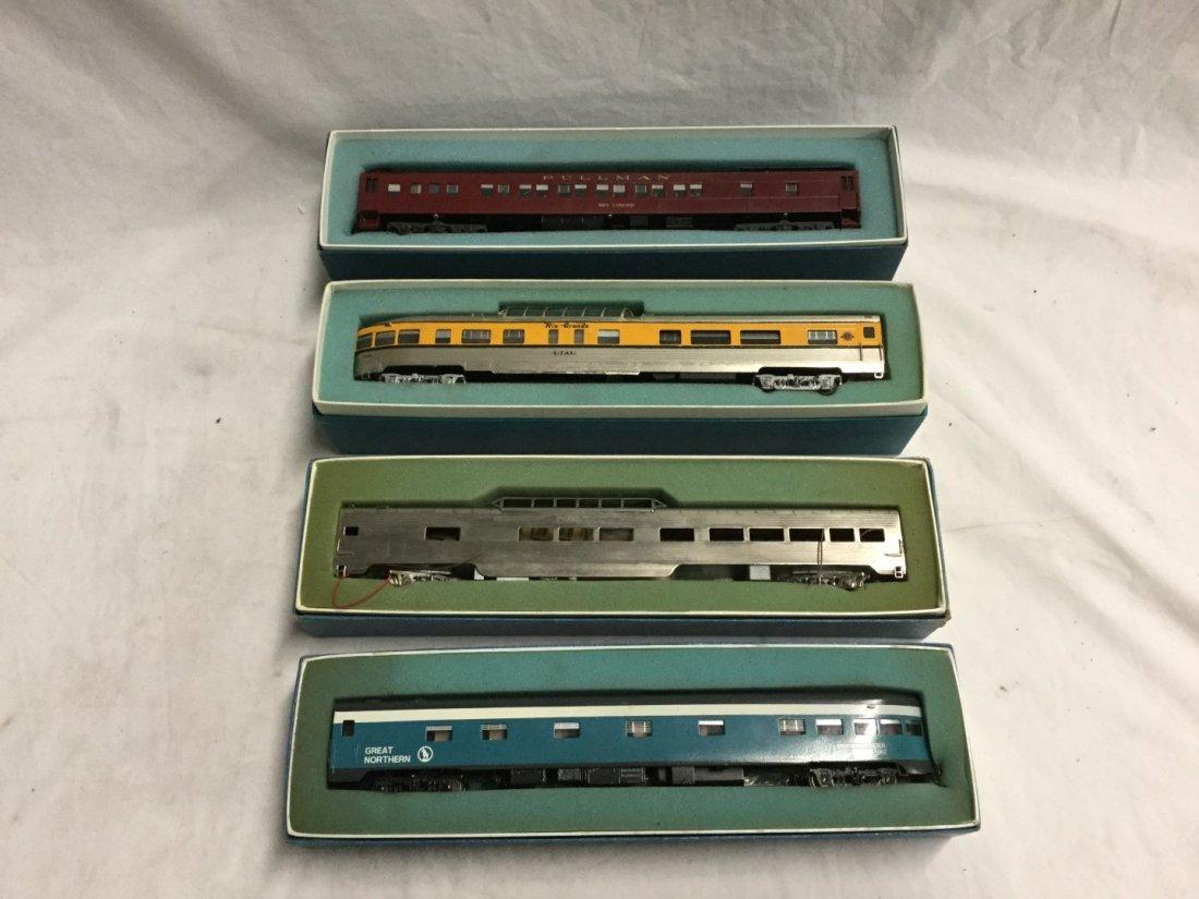4 Lambert associates Model Trains