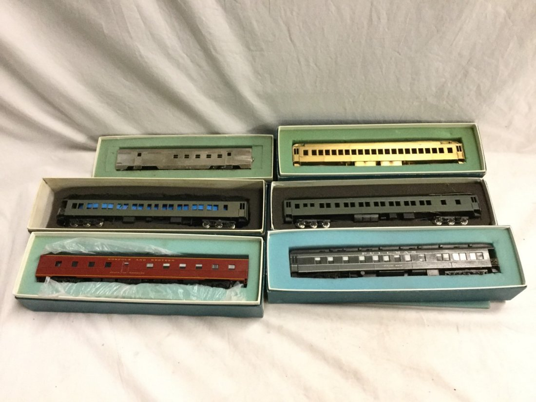 6 Lambert associates Model Trains.