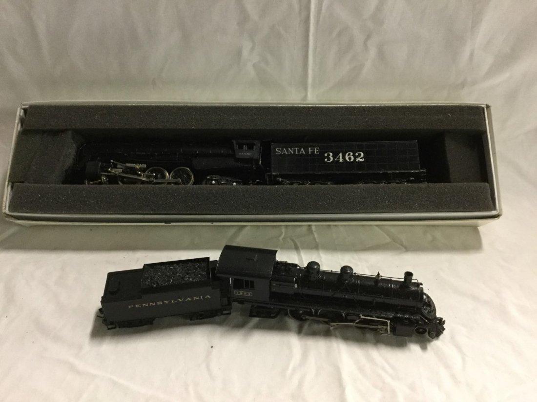 2 Locomotives