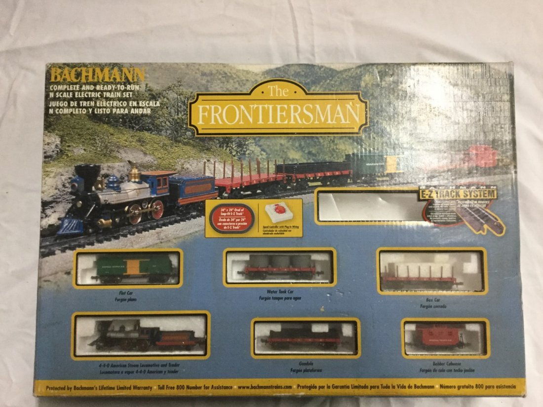 Bachmann complete train set