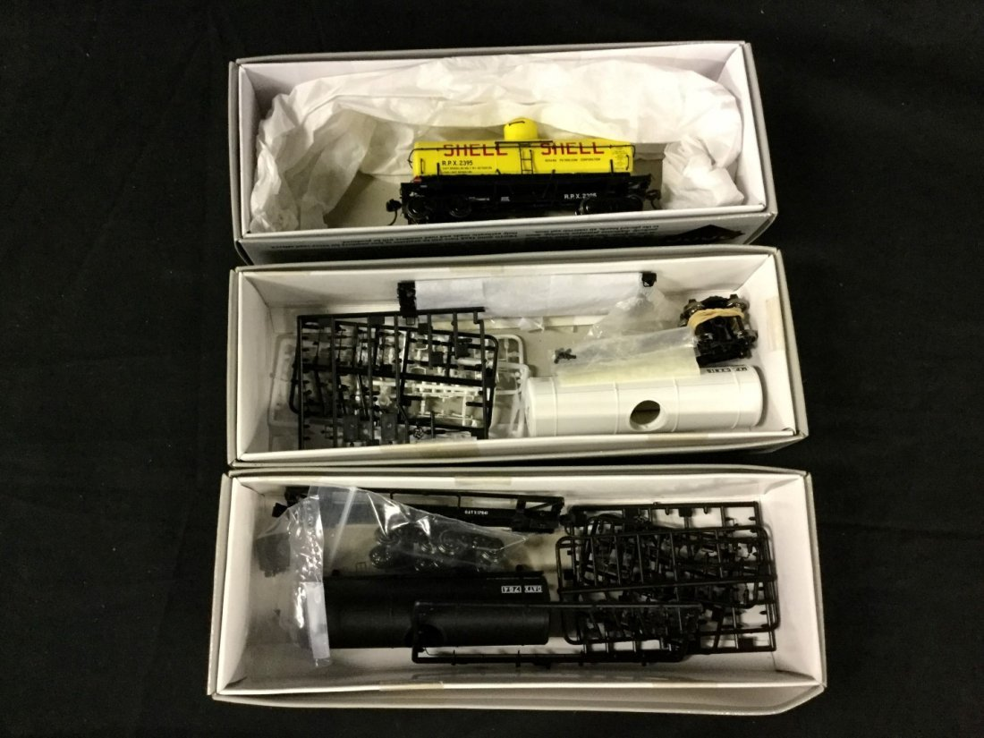 Walthers Proto Series 2000 Ho scale 8000 Gallon Type 21