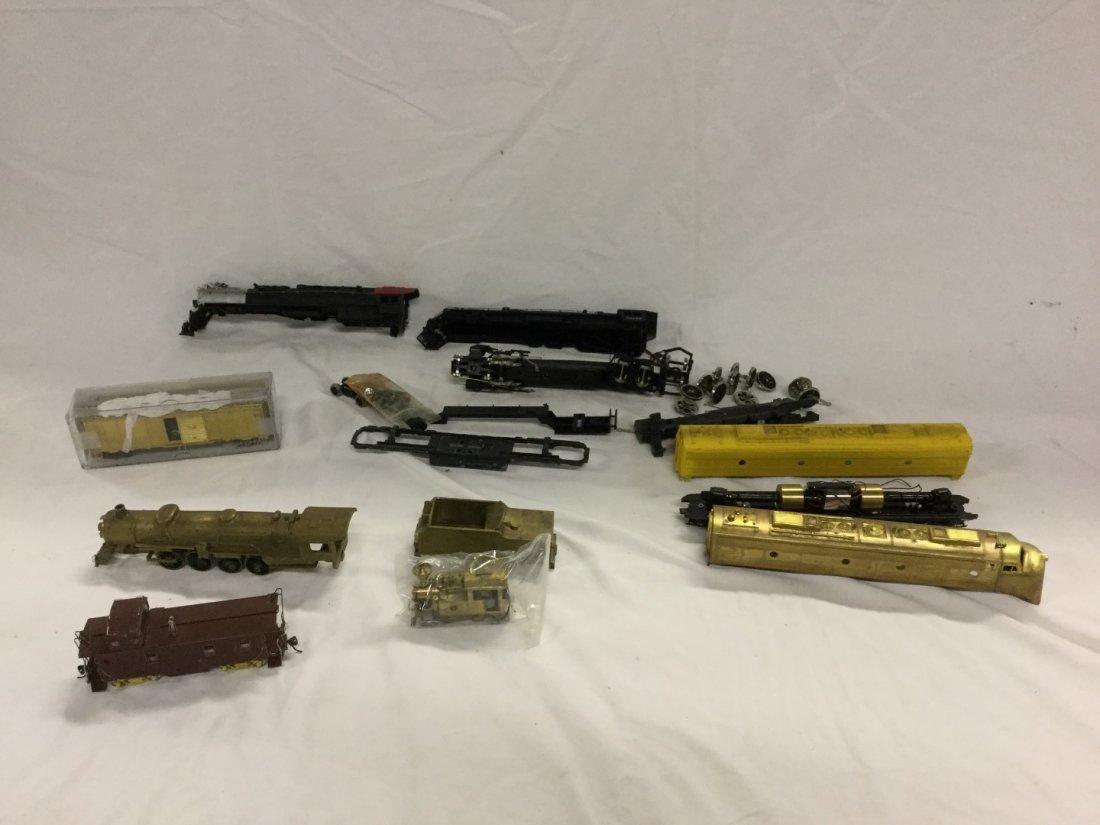 Misc. Brass Trains