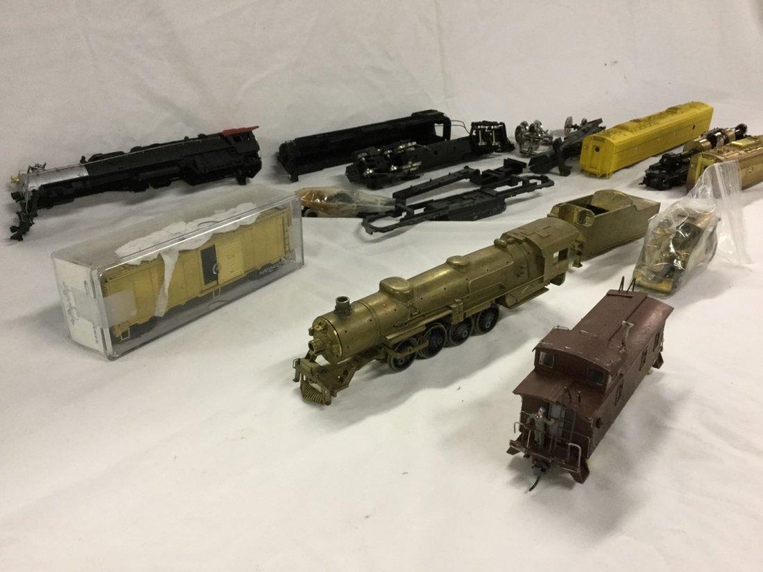 Misc. Brass Trains - 3