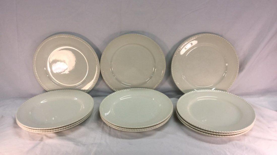 Set of 12 Royal Stafford plates