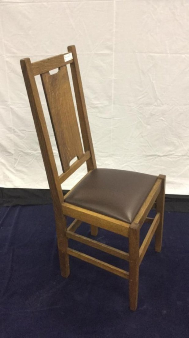 Stickley H back style side chair - 2