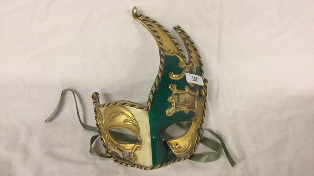 Venetian Theater Mask