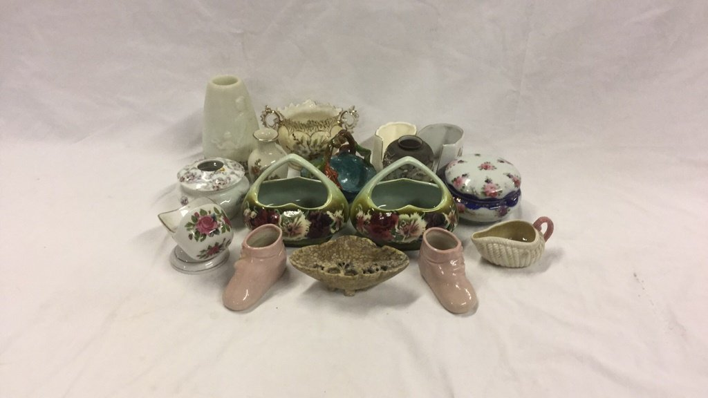 Miscellaneous pottery