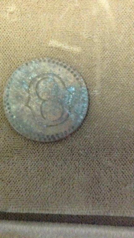 10 Centesimi Italian coins 1860's - 1890's - 5