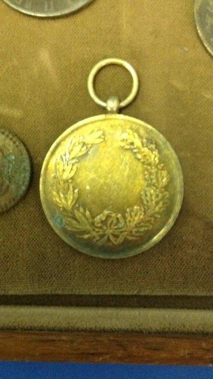 10 Centesimi Italian coins 1860's - 1890's - 7
