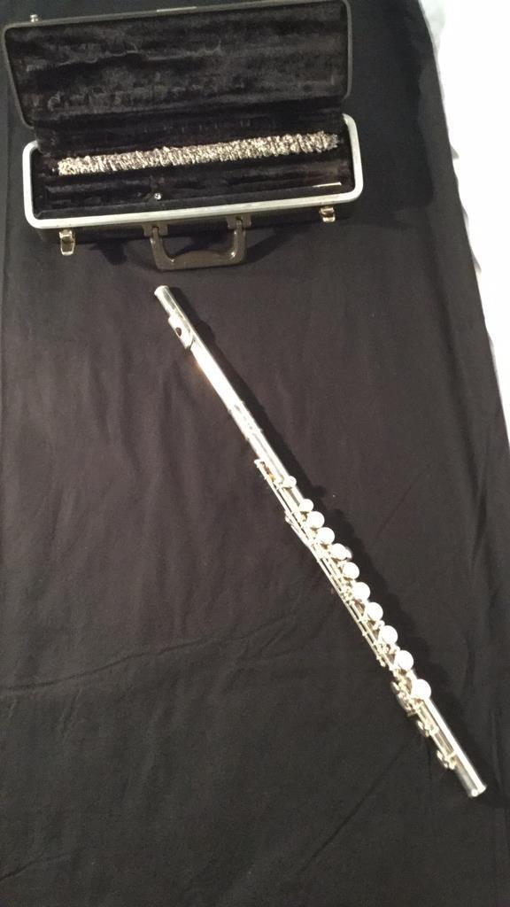 Flute in case - 3