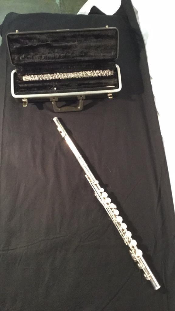 Flute in case - 4
