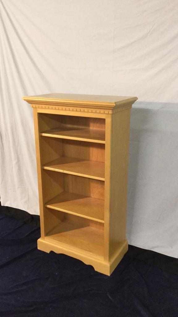 Blonde bookcase - 2