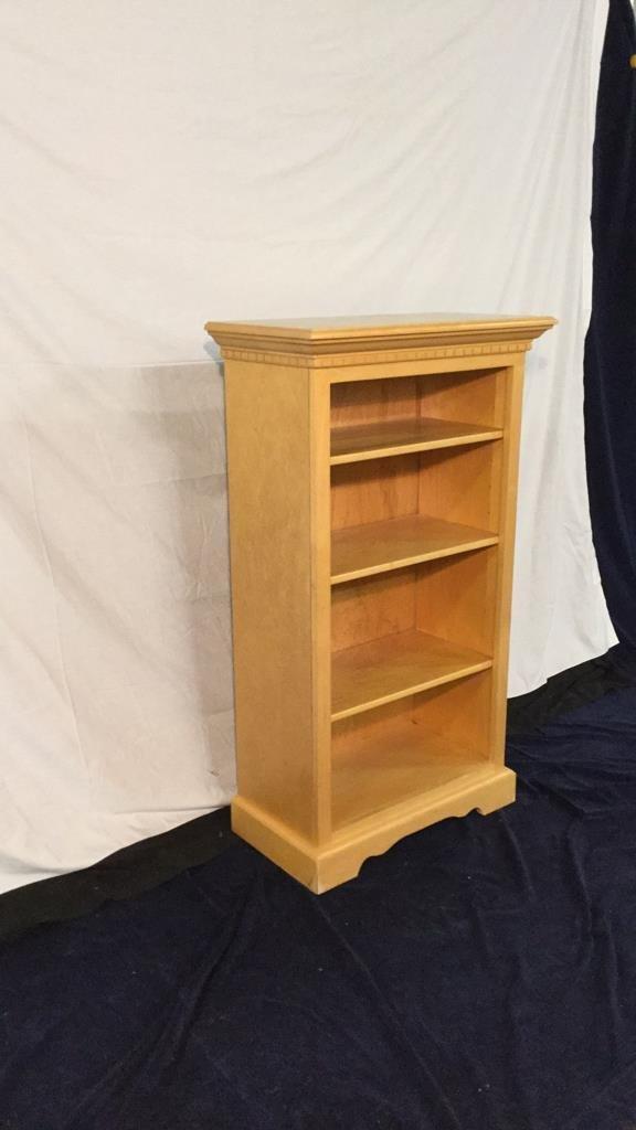 Blonde bookcase - 3