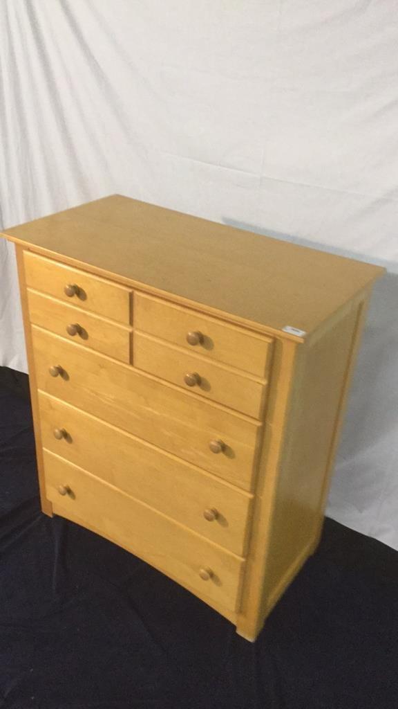 Blonde dresser - 2