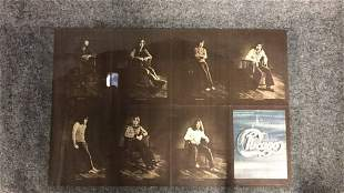 Chicago band members poster
