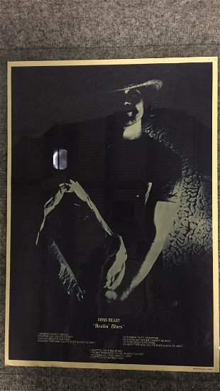 Peter Kelley Dealin' Blues Lyrics Poster