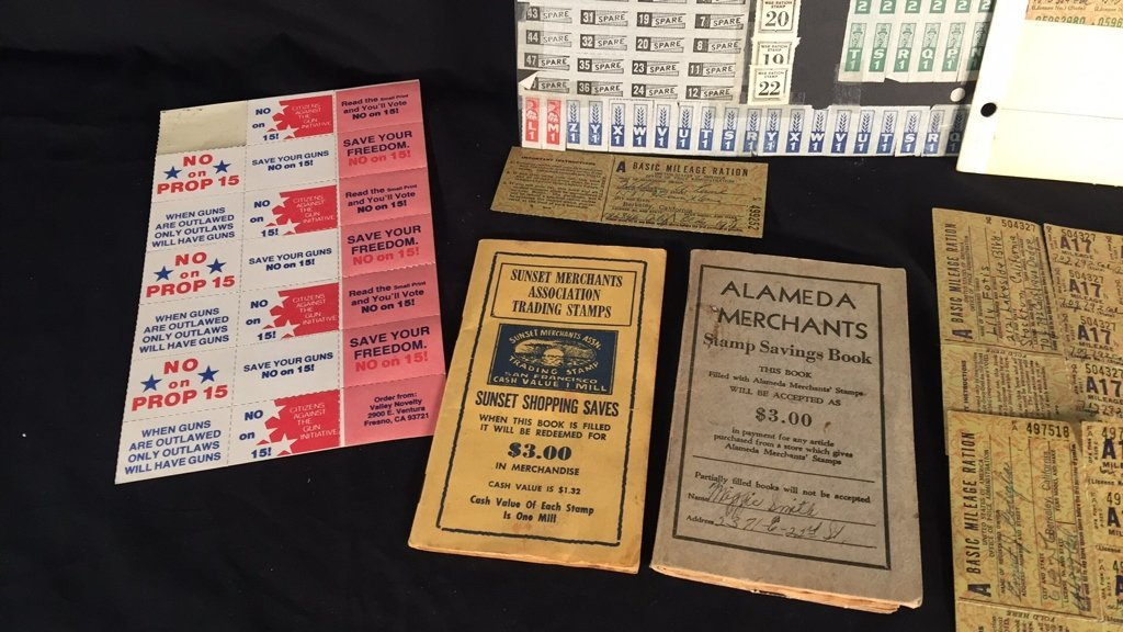 Lot of WW2 War Rations - 4