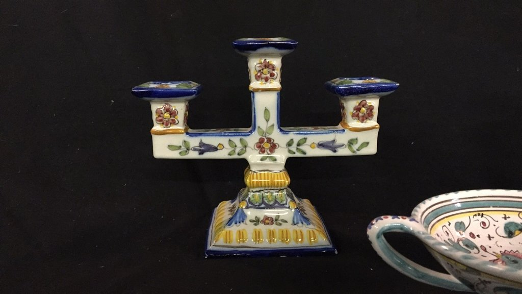 Portuguese and Italian Ceramics - 2