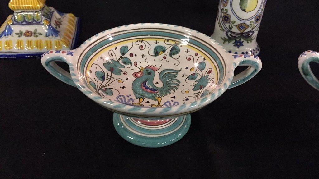 Portuguese and Italian Ceramics - 3