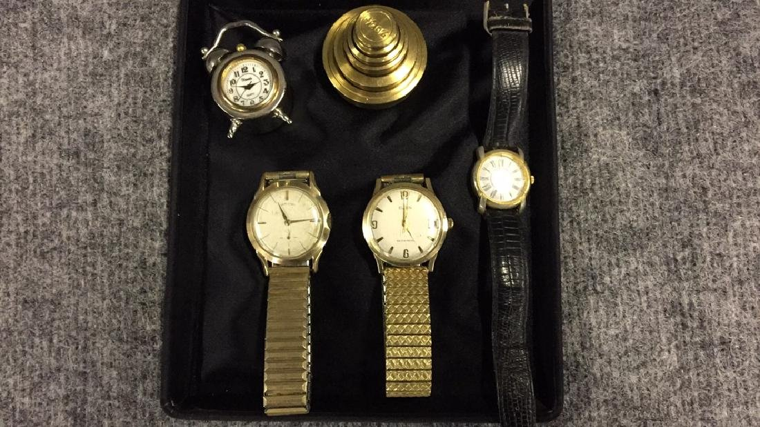 Hamilton & Elgin Wristwatches and Collectibles