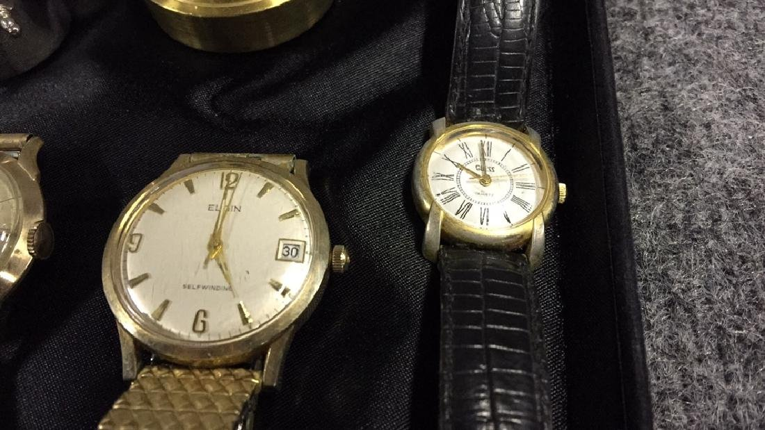 Hamilton & Elgin Wristwatches and Collectibles - 4