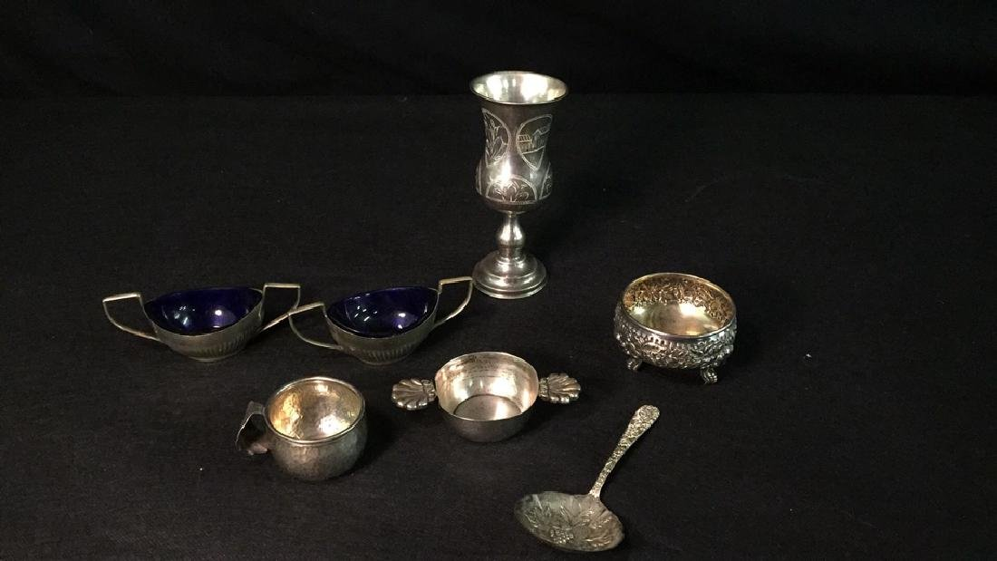 Assorted Sterling Collectibles