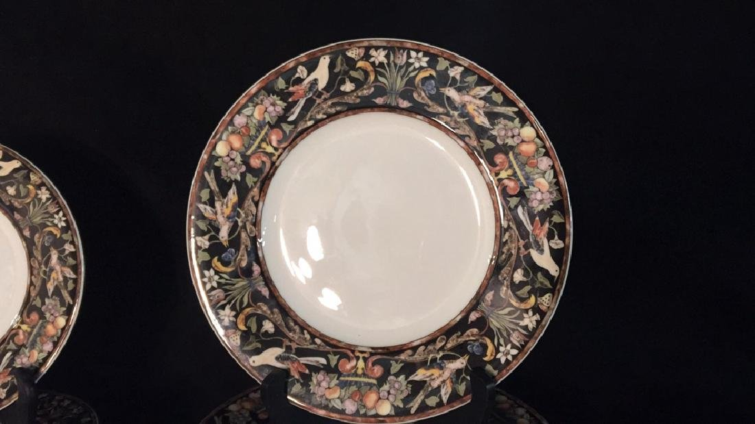Lot of Floral and Fruit Theme China - 2