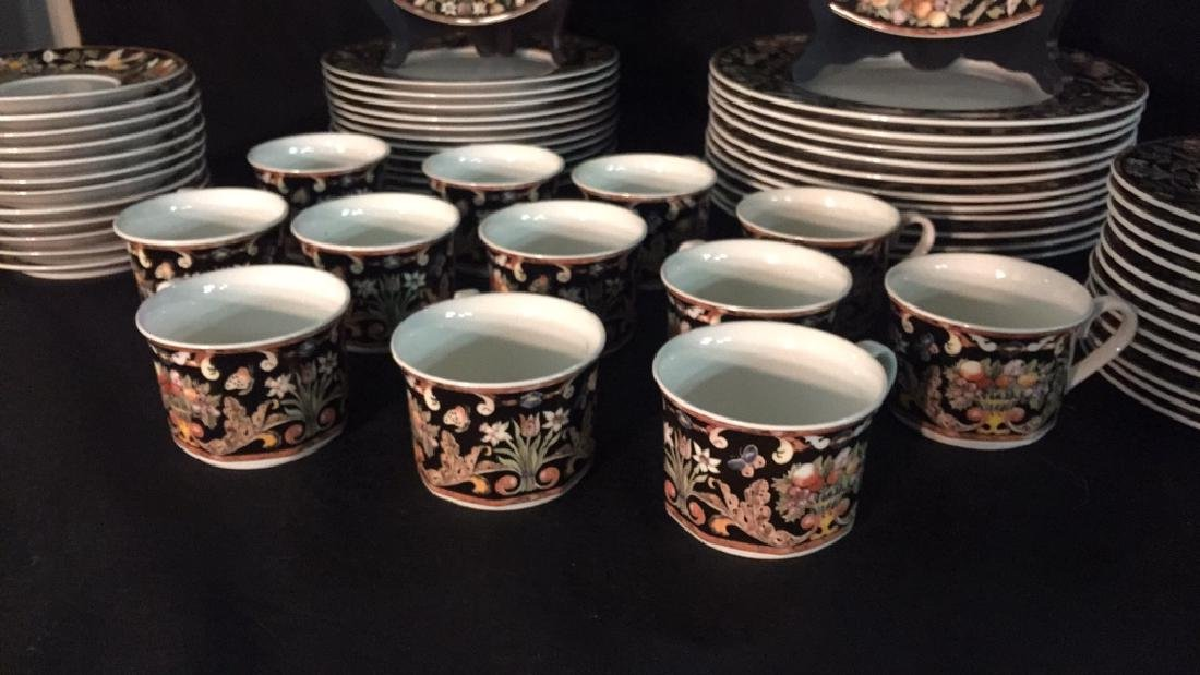 Lot of Floral and Fruit Theme China - 3