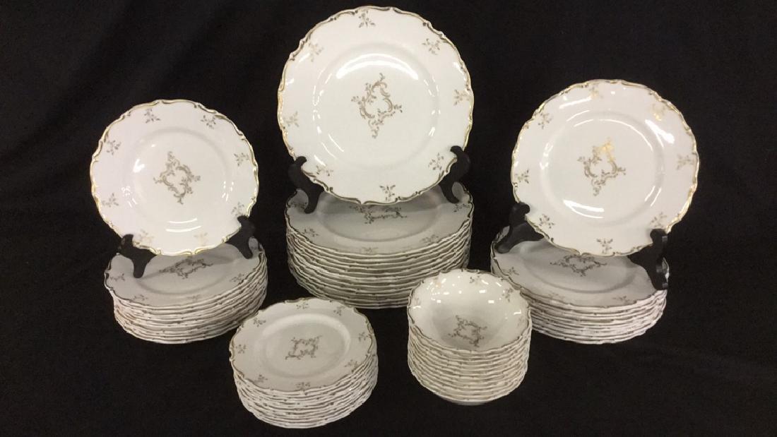 Large lot of Royal Doulton Plates and Bowls