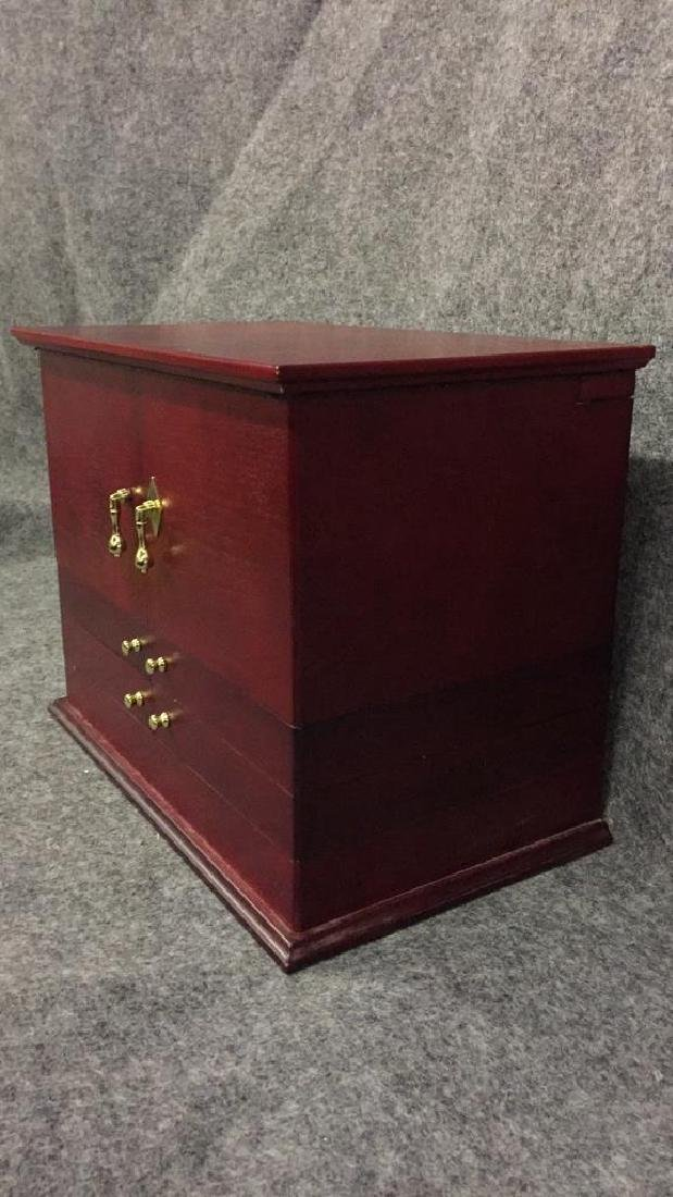 Two Jewelry Cabinets - 2