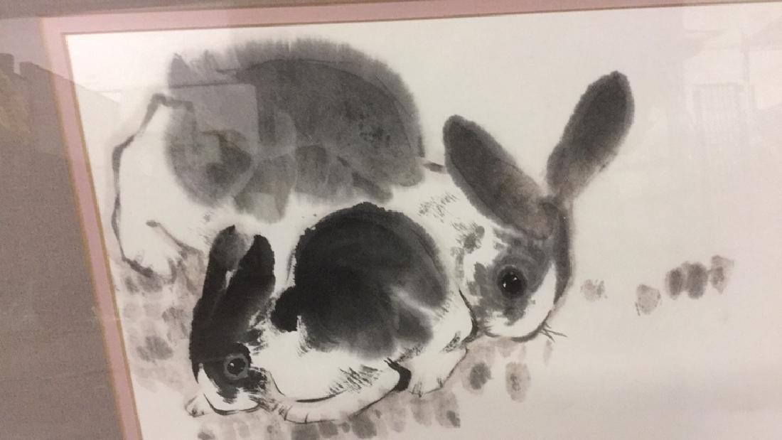 Asian inking of rabbits - 4