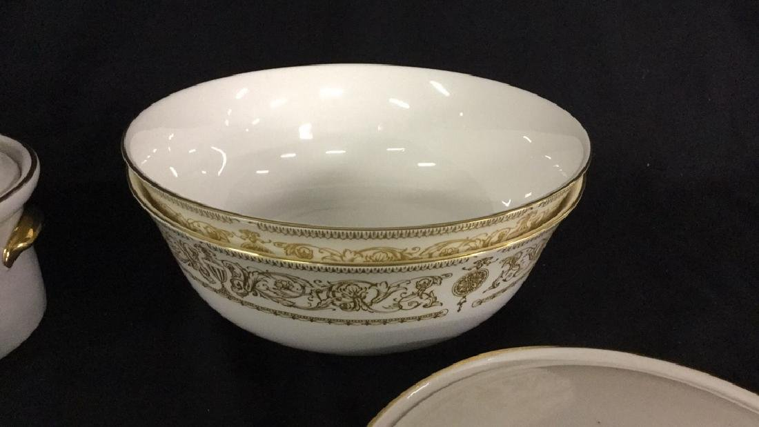 Lot of Royal Worcester Serving Pieces - 2