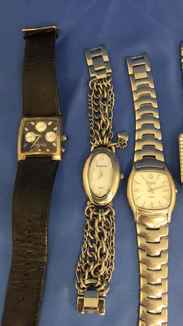 Lot of ladies wrist watches - 2